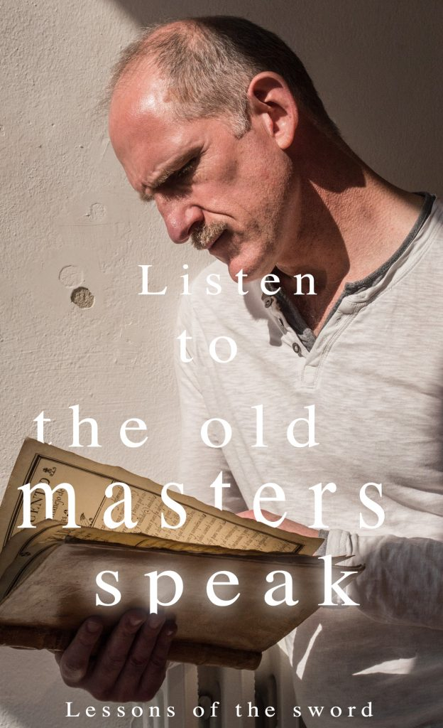 Listen to the old masters speak